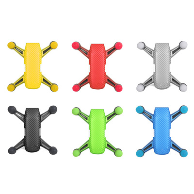 4Pc Silica Gel Motor Protective Cover Accessories DJI SPARK Drone Superior Quality J15