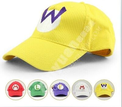 03e3d212628e Qoo10 - 5 Color Super Mario Bros Brothers Red green purple yellow luigi  waluig...   Fashion Accessor.