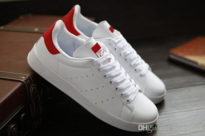 factory price 788f9 ffb22 50 Years Classic style Stan Smith Shoes for men women Athletic Shoes 36-44  White color musial orig