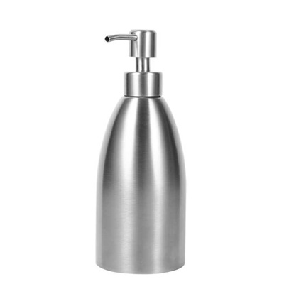 500ml Stainless Steel Kitchen Sink Soap Dispenser