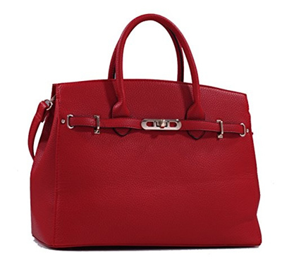 505443 Mylux Women Designer X Large Shoulder Tote Handbags