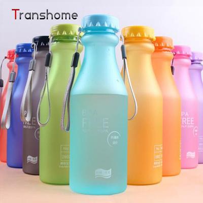 Qoo10 550ml Korean Water Bottle Bpa Free Unbreakable Water Bottles