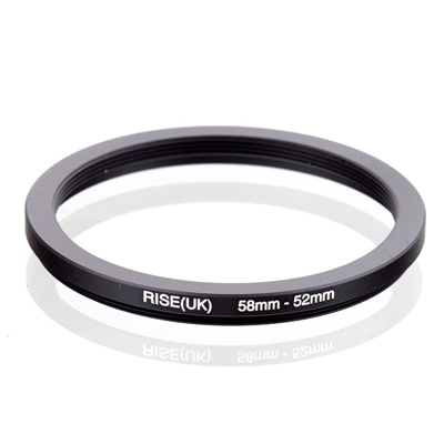 Filteradapter Step-Down Ring 52mm-37mm