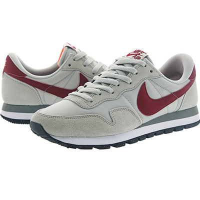 lowest price d6b51 c8a23 Qoo10 -  599124006 NIKE AIR PEGASUS 83 LUNAR GREY TM RD-WHT-TMBLD GRY    Men s Bags   Shoes