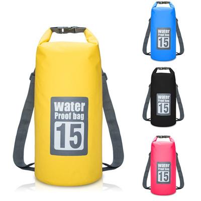 155b55fb4233 5L 10L 15L 20L Swimming Waterproof Bags Storage Dry Sack Bag For Canoe  Kayak Rafting Outdoor Sport B