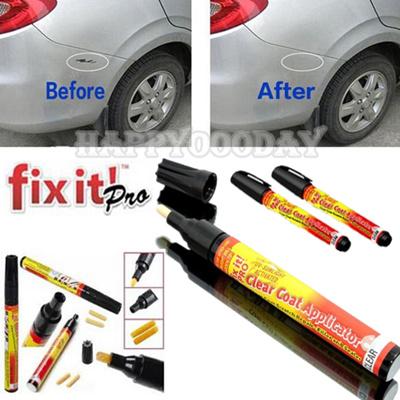 Auto Touch Up Paint >> 5pcs Car Pro Pen Mending Painting Pens Car Remover Scratch Paint Repair Pen Auto Touch Up Paint Fix