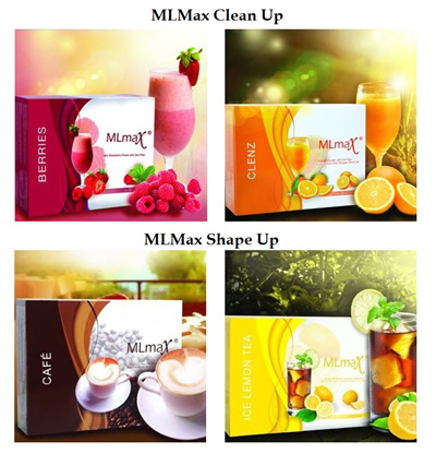 6boxes Mlmax Clean Up Shape Up Berries Orange Coffee Lemon Tea Slimming Product Safe And Effective