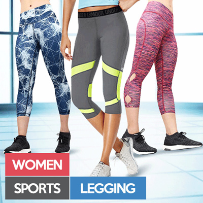 7 8 SPORTS LEGGING   100%AUTHENTIC CELANA 7 8 LEGGING SPORT ce5734f7f6