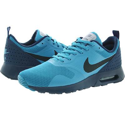 new style 94f77 5a58f Qoo10 -  705149-404  NIKE AIR MAX TAVAS STRATUS BLUE BLACK-OBSIDIAN   Men s  Bags   Shoes