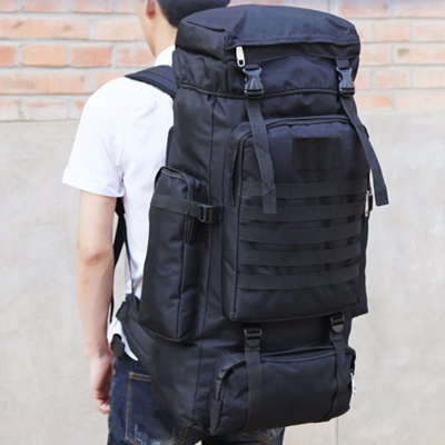 Qoo10 - 70L Travel Backpack   Men s Bags   Shoes
