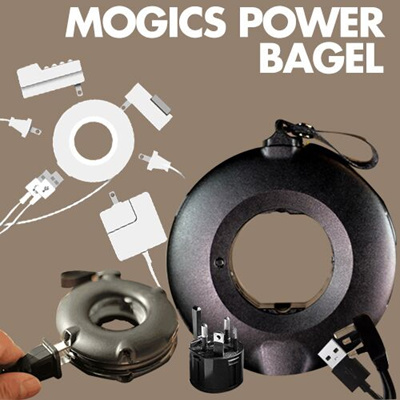 Qoo10 ˜�8 23 Up 59★mogics Power Bagel World Only