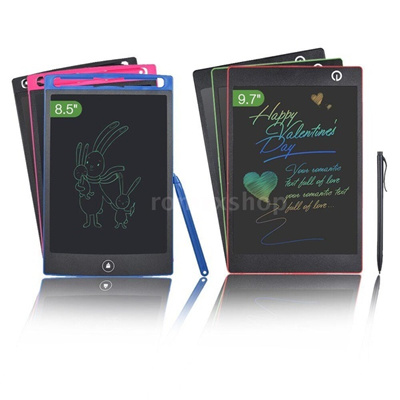 """10/"""" LCD Writing Tablet Pad fr Boogie Board Jot Style EWriter Boards with Stylus"""