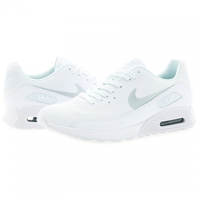 Nike Air Max 90 Ultra 2 White Casual Shoes 881106 101