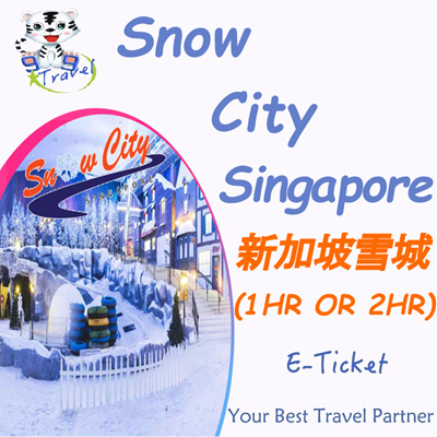 how to go to snow city singapore