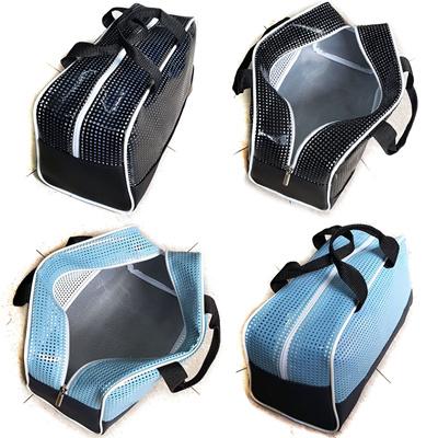 de139f1c0 New Air mesh Patent Leather Beach Bag Training Shower Bag Swimming Bag
