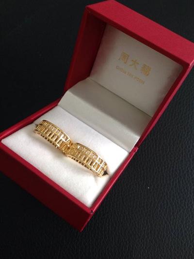 Qoo10 Abacus Couple Ring Watch & Jewelry