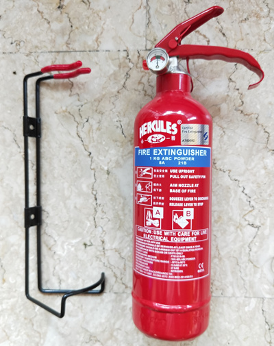 Automotive Fire Extinguisher >> Abc Dry Powder 1 Kg Fire Extinguisher With Mounting Bracket Home Car Scdf Approved Setsco Certified