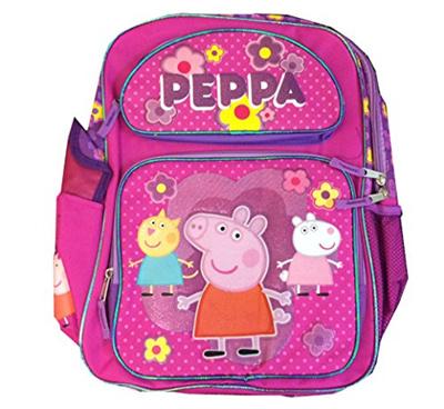 Qoo10 - Accessory Innovations Children Peppa Pig Backpacks Kids Cartoon  School...   Men s Bags   Sho. 67199ce0d3eb7