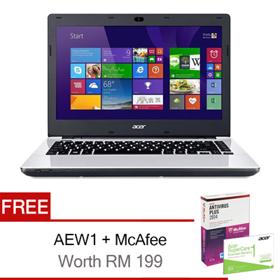 mcafee antivirus for acer laptop