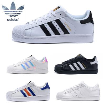 new concept de0e4 fc5c1 [Adidas]Adida.s Suprestar ♥ Slp on ♥ Stan Smith ♥ Men/Women sneaker Size  36-44