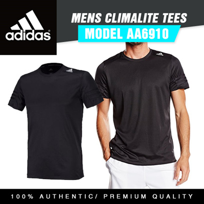 Qoo10 [100% AUTHENTIC] Adidas Womens Climalite Tee AA5619