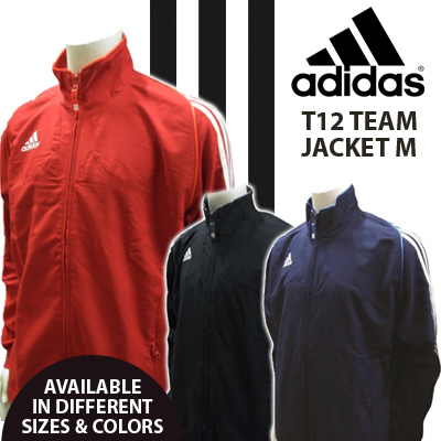 the best attitude 985be 8a837 40% OFF- ADIDAS T12 TEAM JACKET - MEN