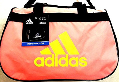 05115f57d70f Qoo10 - (adidas) adidas Diablo II Gear Up Small Gym Travel Sports Gear  Duffle ...   Bag   Wallet