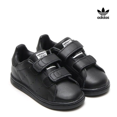 b05be93d39c4 Qoo10 -  adidas   adidas  Infant Stan Smith STAN SMITH CF IM2060   Baby    Maternity