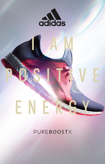 Qoo10 Adidas Pure Boost X: ropa deportiva y calzado