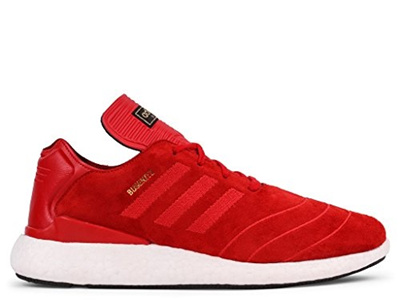 63e28b5bc96eb Adidas Men Busenitz Pure Boost (red / scarlet / white) Size 8.5 US