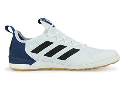 buy online b2b8c 5a3fb (adidas) Adidas Men s Ace Tango 17.1 Indoor Soccer Shoes Running  White/Black Soccer Shoes-BA85368...