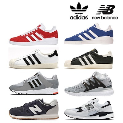 newest 127ef 72a37 ☆ADIDAS NEWBALANCE☆ 100% authentic adidas shoes sneaker running board  classic