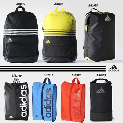 9ade6ad0a009  Adidas ADIDAS ORIGINAL AUTHENTIC BACKPACK SHOE BAG COLORFUL FOR SPORTS    SCHOOL