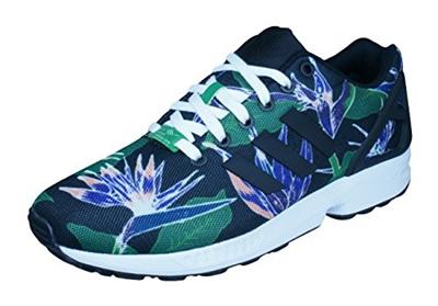 pretty nice ab16a e4788 (adidas) adidas Originals Mens Torsion ZX Flux Trainers - Black -  8.5US-B34518