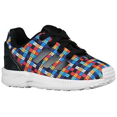 competitive price c7cc3 74b15  ADIDAS  Originals ZX Flux EL I Running Shoe (Toddler)