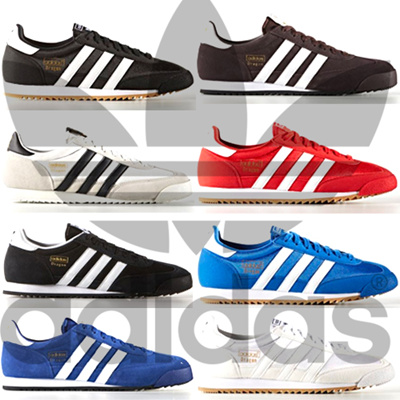 Adidas UNISEX ORIGINALS DRAGON OG SHOES Sneakers S81909 G16025 S81908  S81906 BB1266 BB1267 BB1269