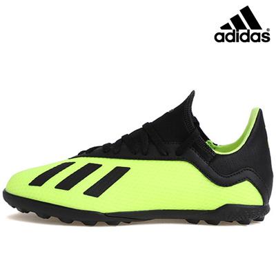b15159a78c8 Qoo10 - Adidas X TANGO 18.3 TF J DB2423   D Youth Soccer Shoes ...