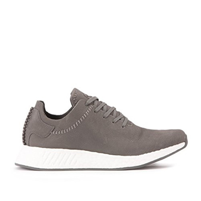 aeeed6805 Qoo10 - (adidas) adidas x Wings+Horns NMD R2 Men s Leather Grey BB3117- BB3117   Sportswear