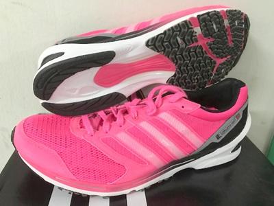 Adidas Adizero Takuni Ren 2 Damen Running Schuhe Pink