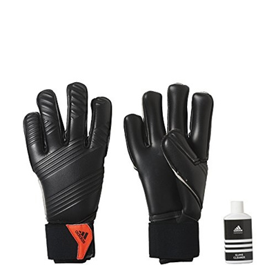 Qoo10 - Adidas Classic Pro GoalKeeper White Black Gloves   Sports Equipment adfcfbadc