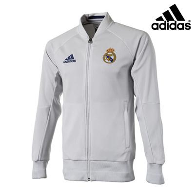 new products 3969e ec309 adidas?Free Shipping??100% Authentic?ADIDAS Real Madrid Anthology Jacket  AP1841 / D Long Sleeve T-shirt