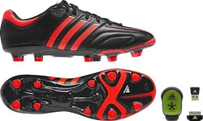 competitive price 5608e 310ed Adidas micoach adipure 11Pro TRX FG Black L44716