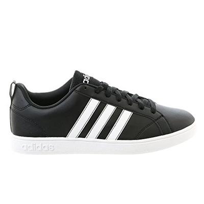 Adidas Neo Advantage VS Trainers Fashion Sneaker Shoe - Black White - Mens  - 10 f8e8c31b6104e
