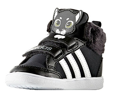adidas neo hoops animal mid inf