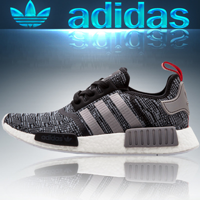 c32fb665cbe Qoo10 - Adidas NMD R1 S- BB2884 Couple Running Shoes Running Shoes ...