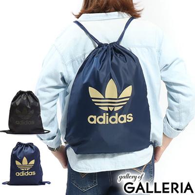 9981fe5b7ad Adidas original bags adidas Originals adidas original suit GYMSACK TREFOIL  knapsack gym bag Jimsack lightweight mens