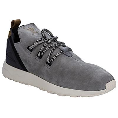 buy online f6bf5 828be (adidas Originals) adidas Originals Men s Zx Flux Adv X Trainers Light Onix  UK9.5 Grey-S76364-44...