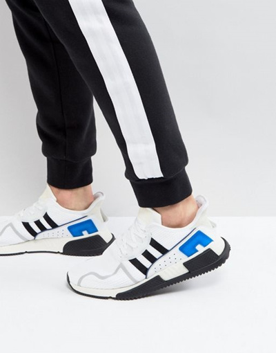 wholesale dealer c2936 dcbf8 Qoo10 - adidas Originals EQT Cushion ADV Sneakers In White CQ 2379  Shoes