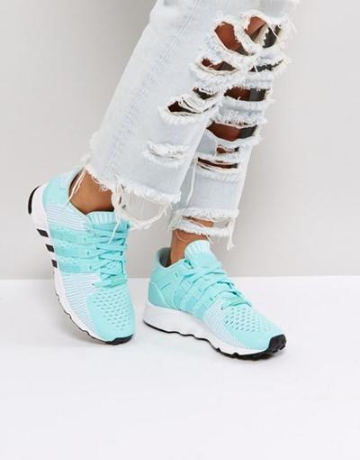 new arrival f49f7 af583 Qoo10 - adidas Originals EQT Support Rf Primeknit Sneaker In Aqua  Shoes