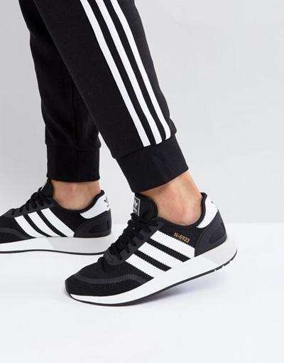 qoo10 adidas originali n 5923 runner scarpe in nero cq 2337